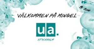 UA Stockholm bjuder in till en mingelkväll! @ Teams