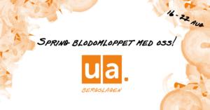Spring Blodomloppet med UA Bergslagen!