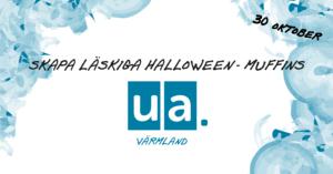 Dekorera Halloween-bakelser tillsammans med UA Värmland! @ Skype